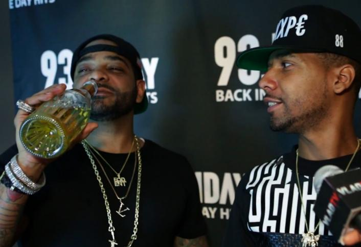 Image: Juelz Santana Doesn't See a Tour Happening With G-Unit & The LOX