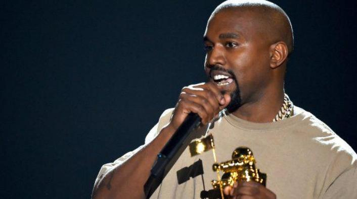 Image: Kanye West Announces Run For President at The 2015 VMA's