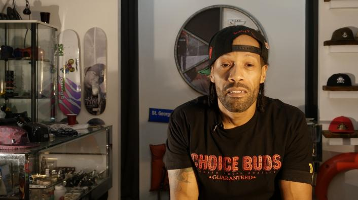 Image: Redman on Mom Kicking Him Out for Selling Coke, EPMD Putting Him On
