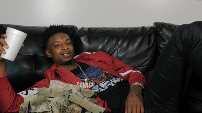 Image: 21 Savage on No Plug Killing Bankroll Fresh: They Tried to Paint Him a Hater