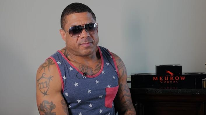 Image: Benzino on Getting Shot by His Nephew, But Not Snitching on Him