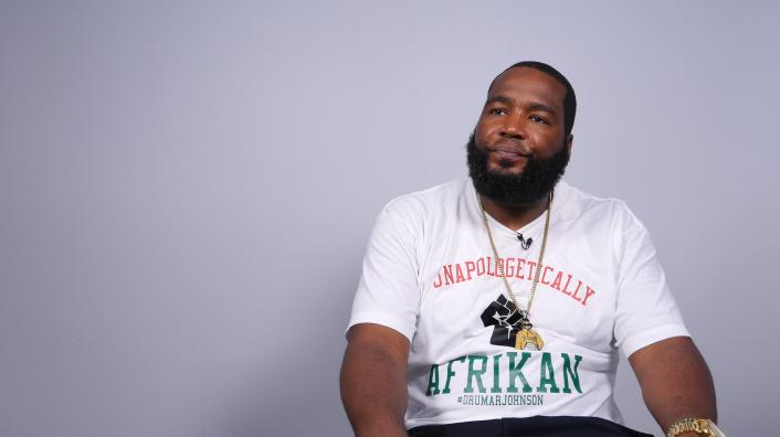 Image: Dr. Umar Johnson on Losing $1M Donation from NBA Player Over Scandal