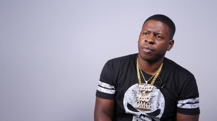 Image: Blac Youngsta on Wells Fargo Situation, Making First Million at 25