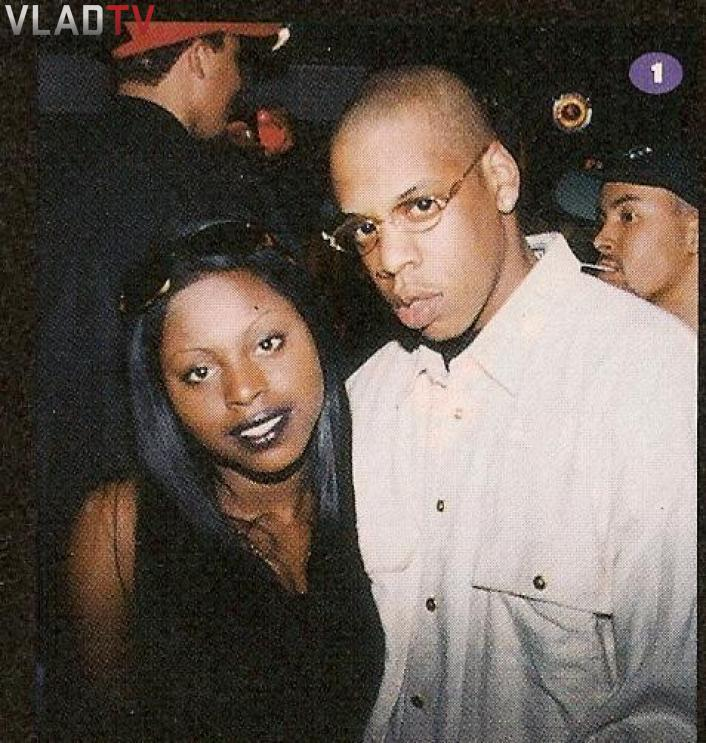 foxy brown and jay z in a relationship