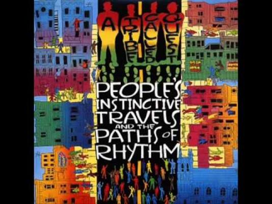 "Image: 99. A Tribe Called Quest - ""Bonita Applebum"""