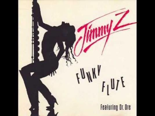 Image: 99) Jimmy Z ft. Dr. Dre - Funky Flute