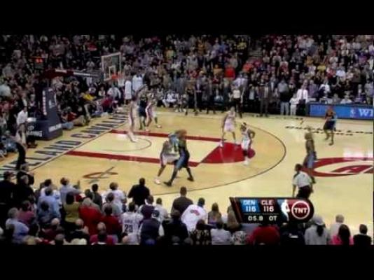 Image: Carmelo Anthony 40 pts In Game Winner Vs Cleveland