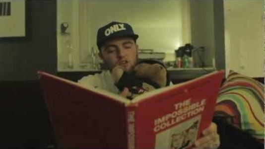 "Image: Mac Miller - ""He Who Ate All The Caviar"""