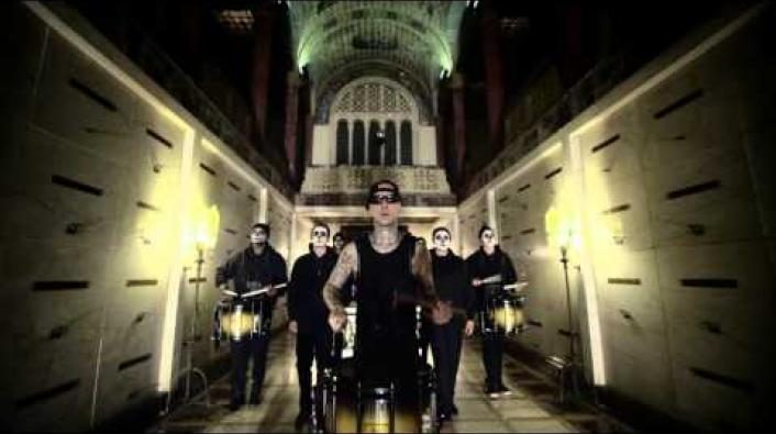 "Image: 9. Travis Barker & Yelawolf - ""Whistle Dixie"" (Music Video)"