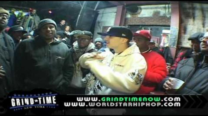 Image: 1 Grind Time Battle: Troy Brown vs Roosevelt