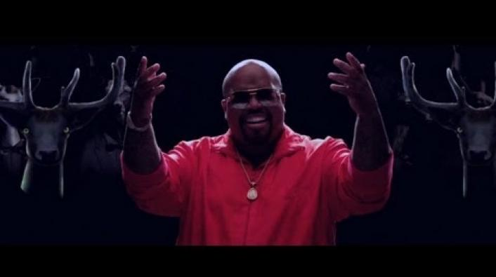 "Image: 9. CeeLo Green - ""This Christmas"" (Music Video)"
