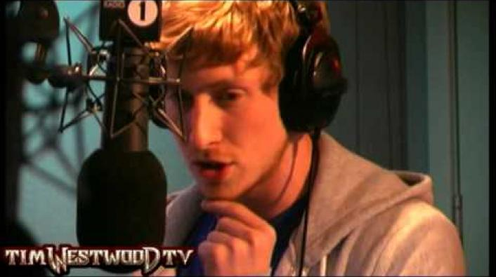 Image: Asher Roth on Tim Westwood