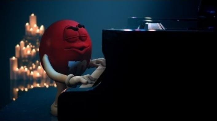 "Image: M&M's ""Love Ballad"""