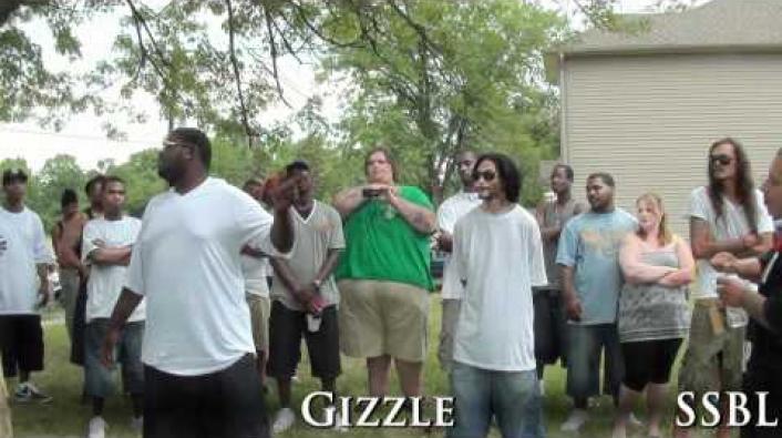 Image: Scheme Street Battle: Lynx vs Gizzle