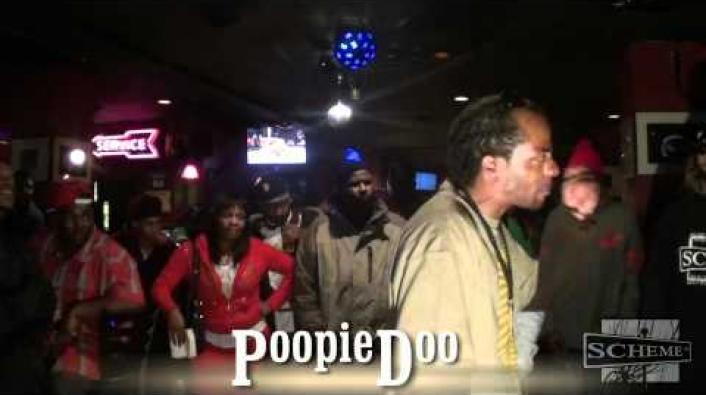 Image: Scheme Street Battle: Poopie Doo vs Mossberg
