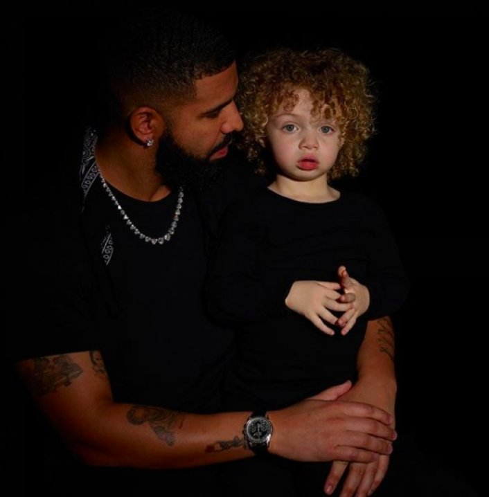 Image: Drake Shares Photos of His Son Adonis for The First Time Image #7