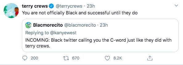 Image: Terry Crews: You Aren't 'Officially Black & Successful' Until You Get Called a 'Coon' Image #2