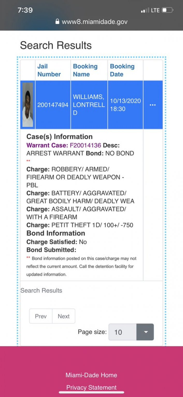 Image: Gucci Mane's Artist Pooh Shiesty Arrested, Accused of Shooting 2 People Image #3