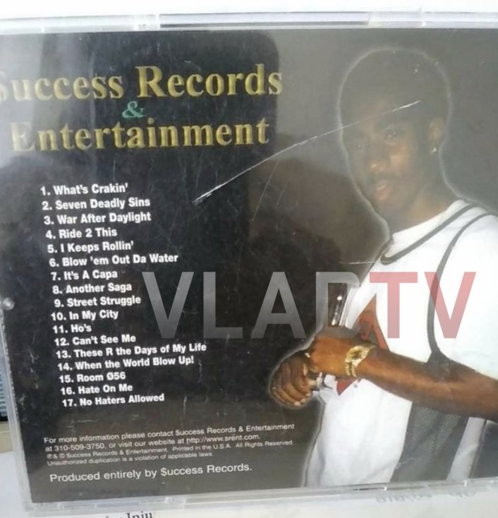 Image: Album Cover Surfaces from 2Pac's Alleged Killer, Orlando Anderson Image #3