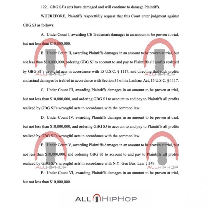 Image: Update: Diddy Files New $60M Lawsuit Against Sean John Over 'Vote Or Die' Image #3
