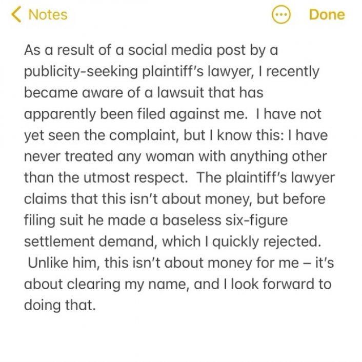 Image: Lawyer Says 6 Sexual Assault Claims Are Coming Against Deshaun Watson Image #3