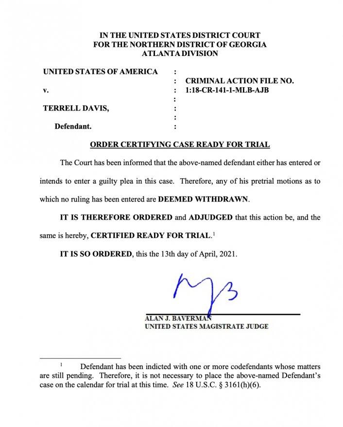 Image: Ralo to Plead Guilty in Marijuana Trafficking Case Image #2