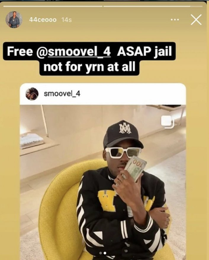 Image: Brooklyn Rapper Smoove'L Reportedly Arrested on Gun Charges Image #2