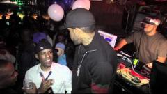 Lloyd Banks & DJ Whoo kid Pop 36 Bottles at the Club!