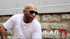 Styles P Drops Knowledge On Being Healthy