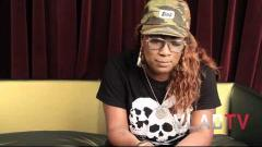 Gangsta Boo Talks about Dollar Store Robbery Charge