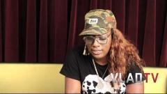 Gangsta Boo Talks About Record with Yelawolf & Eminem