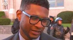 Usher Talks About When He First Met Heavy D