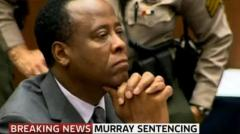 Dr Conrad Murray Gets 4 Years For Involuntary Manslaughter