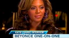 Beyonce Talks About Her Pregnancy w/ Katie Couric
