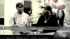 Whoo Kid Talks About Getting Chased by Suge Knight
