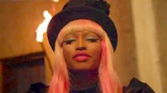 "David Guetta ft Nicki Minaj ""Turn Me On"" (Music Video)"