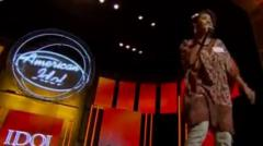 Real or Fake? American Idol Contestant Falls off Stage