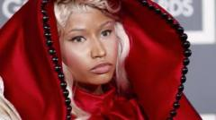 Nicki Minaj Defends Her Grammy Performance