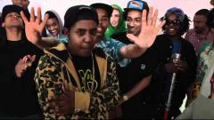 "Odd Future Cuts It Up in ""Oldie"" Music Video"