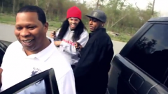 Mannie Fresh & Mystikal Shoot Music Video for Galactic