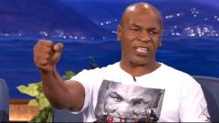 Mike Tyson Shares Hilarious Story on Conan O'Brien