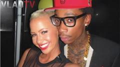 "Wiz Talks Kanye's ""Way Too Cold"" & Engagement w/ Amber Rose"