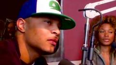 T.I. Talks About Gay Marriage, Azealia Banks Beef & More