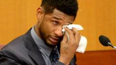 Usher Bursts into Tears After Claiming of Being a Bad Father (Partying too Much)