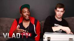 Chiddy Bang Spit a Sick Freestyle