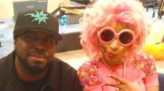 Funk Master Flex & Nicki Minaj Speak on Summer Jam Absence