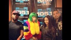 "Nicki Minaj on Peter Rosenberg: ""I Don't Want An Apology"""