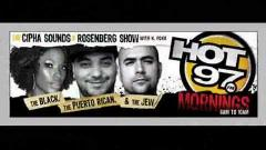 Peter Rosenberg Fires Off Hard At The Breakfast Club