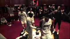 Miami Heat Have Dance Party After Game 7 Win