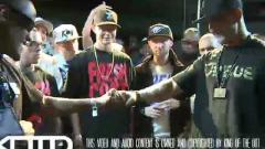 Canibus Chokes Badly During Rap Battle! (Full Battle)